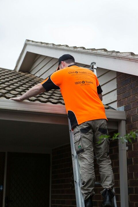 Gutter cleaning - Click4Trades 1800487234