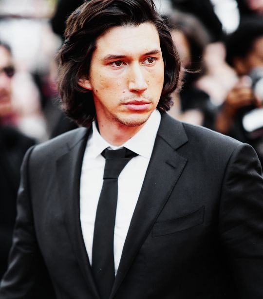 "fatherfrancisco: "" Adam Driver arrives to the premiere of ""Paterson"" during the 2016 Cannes Film Festival """