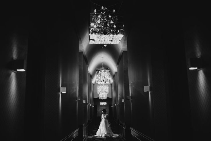 Real Wedding Inspiration   Gown: Carol Hannah Senara   Photographer: Hugh Whitaker