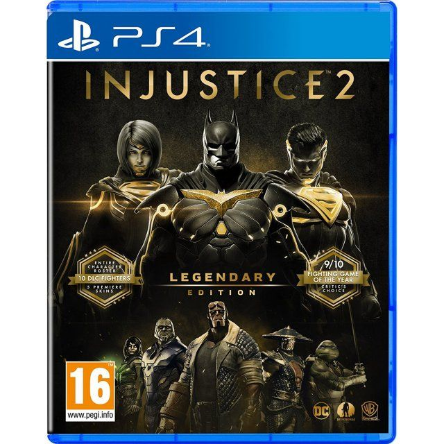 Injustice 2 Legendary Edition With Images Injustice 2 Xbox