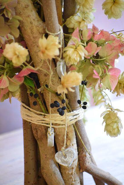 Einfache Herbstdeko Tisch 3 einfache herbst dekorationen/ 3 decoratiuni simple de toamna/ 3