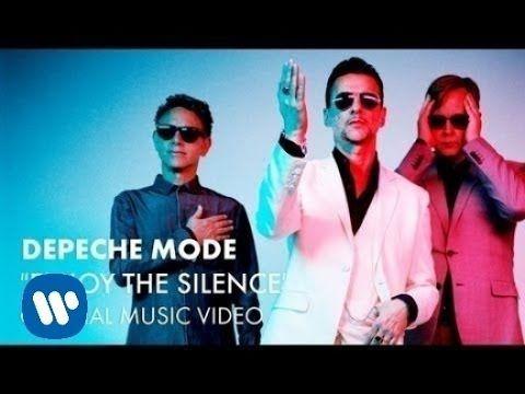 Depeche Mode - Enjoy the silence - remastered
