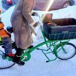 Filibus Transportbike – nelihenkisen tamperelaisperheen näppärä boksipyörä