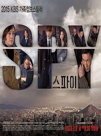 K-DRAMA FOREVER: [K-Drama] Spy Ep 16 Eng Sub