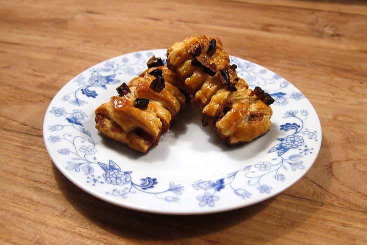 Maple Pecan broodjes