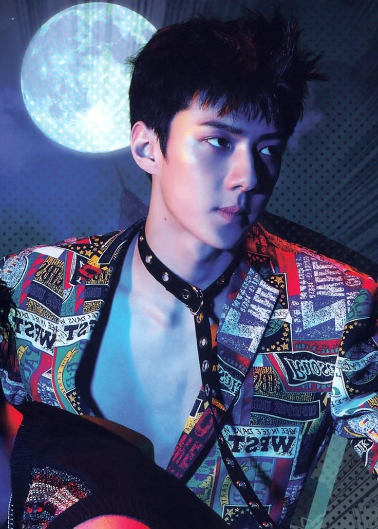 SEHUN- 'THE WAR: THE POWER OF MUSIC'