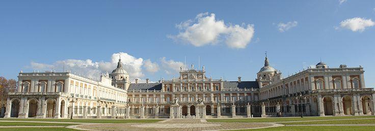Palacio Real de Aranjuez, viajes y turismo