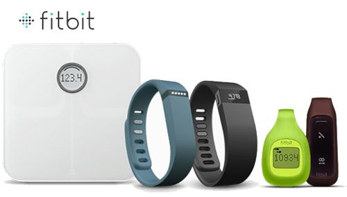 Fitbit trackers compared