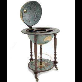 Glob tip bar semi-rotativ pe rotile, Da Vinci