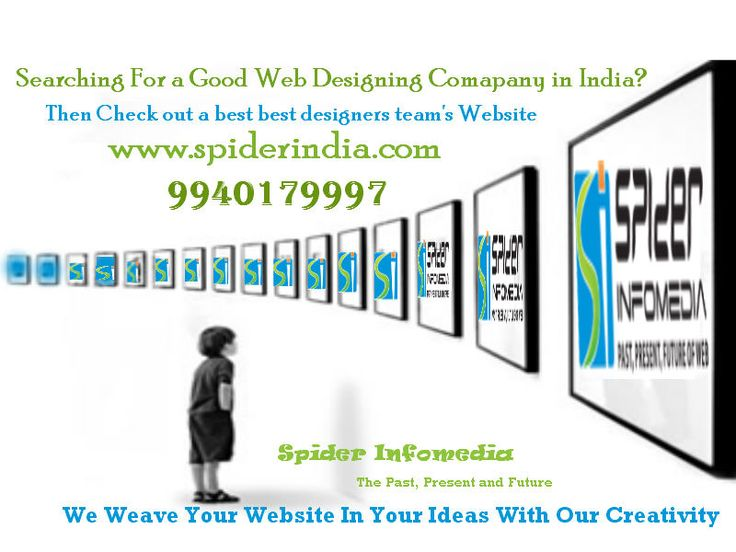 To make a website that sells means to make users that visit the webpage get interested enough to stay, look around, and then decide whether they want to do business with us or not. http://www.spiderindia.com/