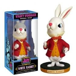 Alice in Wonderland: White Rabbit Wacky Wobbler Bobble Head | Digital Sushi - Board games, PC, Mac, wargaming and more