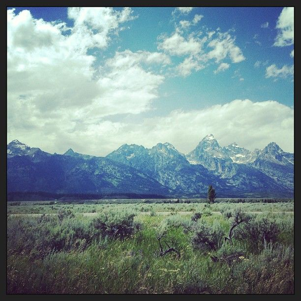Grand Teton National Park in Jackson Hole, WY