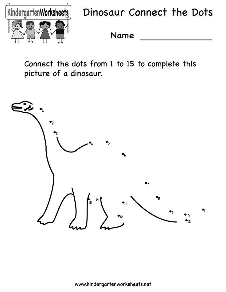 math worksheet : 61 best dinosaur theme unit study homeschool images on pinterest  : Connect The Dots Worksheets For Kindergarten