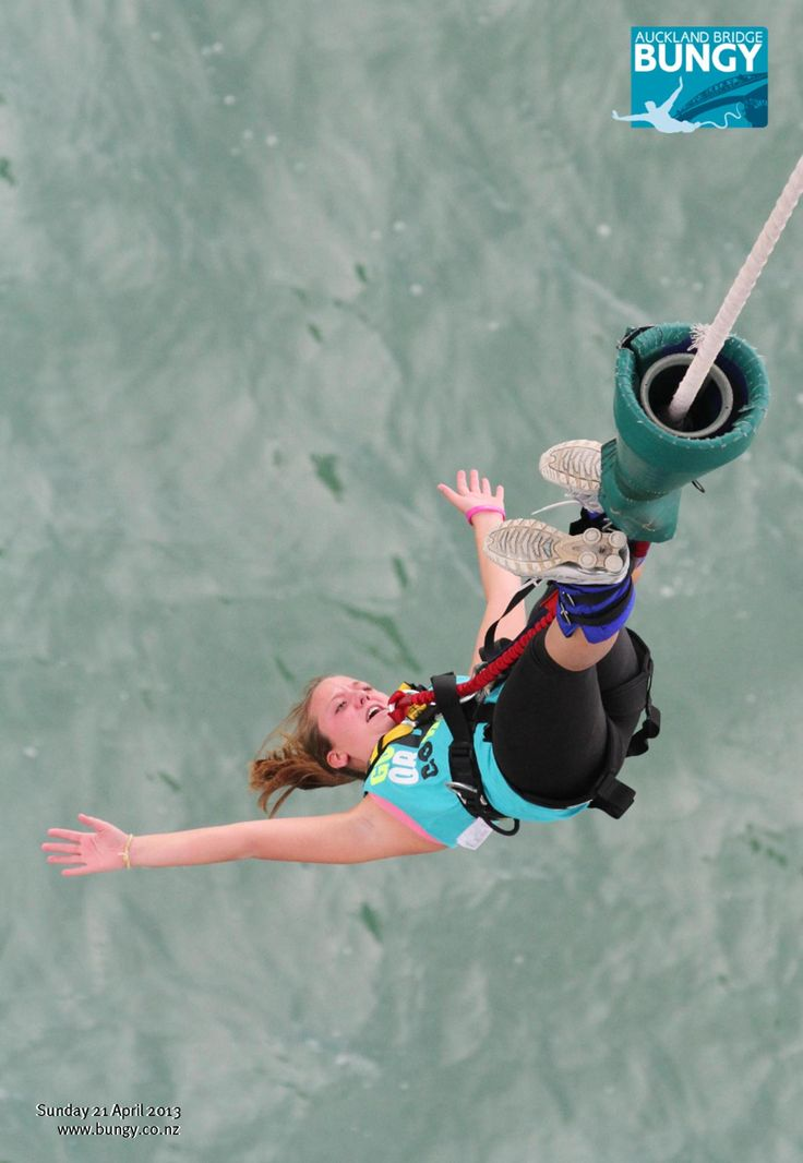 Auckland Bridge Climb and Bungy!