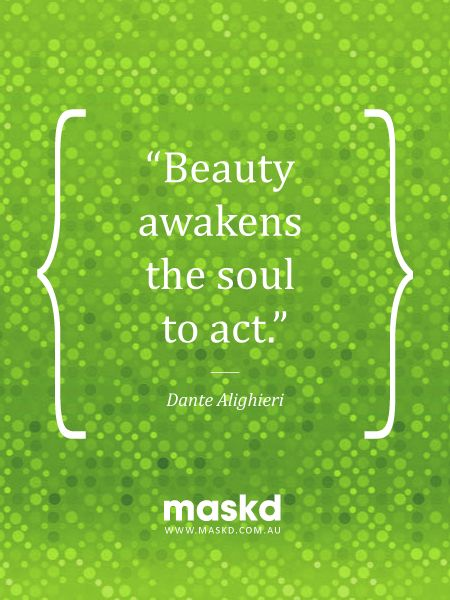 """""""Beauty awakens the soul to act.""""  #loveyourskin #amazing #beautiful #selfie #smile #igers #wow #awesome #acne #beauty #quote #pinterest #pinterestquotes #quotes #thegreenmask #maskd"""