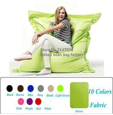 50.00$  Buy here - http://ali0nd.shopchina.info/go.php?t=32691302867 - Large Bean Bag Giant indoor / Outdoor Bean Bag XXXL Waterproof Bean Bags Bag Size 180cm*140cm  #buyonlinewebsite