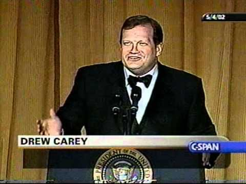 Drew Carey talks about the bible and holidays that have nothing to do with the bible. Christmas, Easter, Halloween and so on.