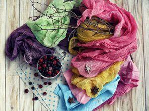 Красим ткань натуральными красителями в домашних условиях - Ярмарка Мастеров - ручная работа, handmade