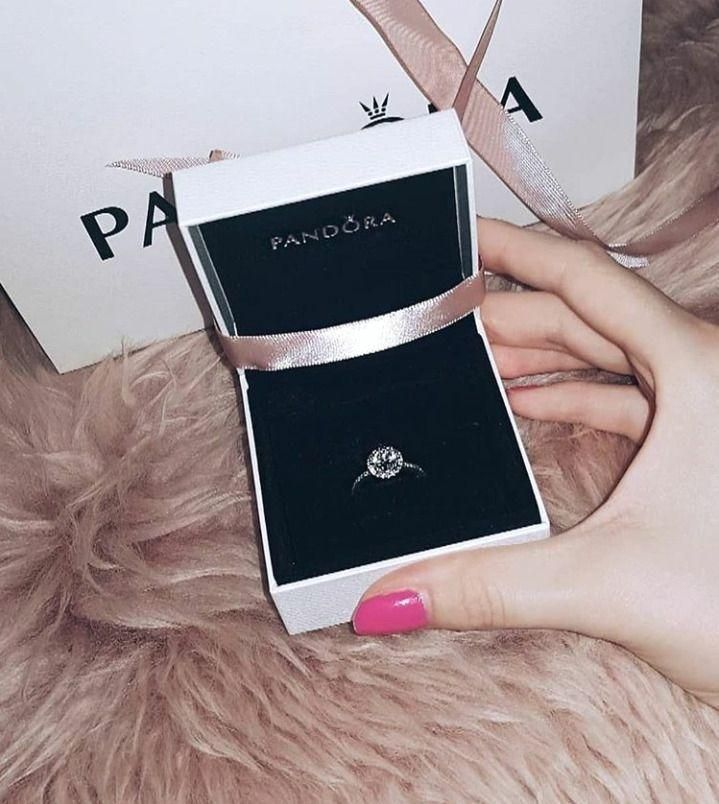 pinterest → norajjoness   Promise rings pandora, Pandora ...