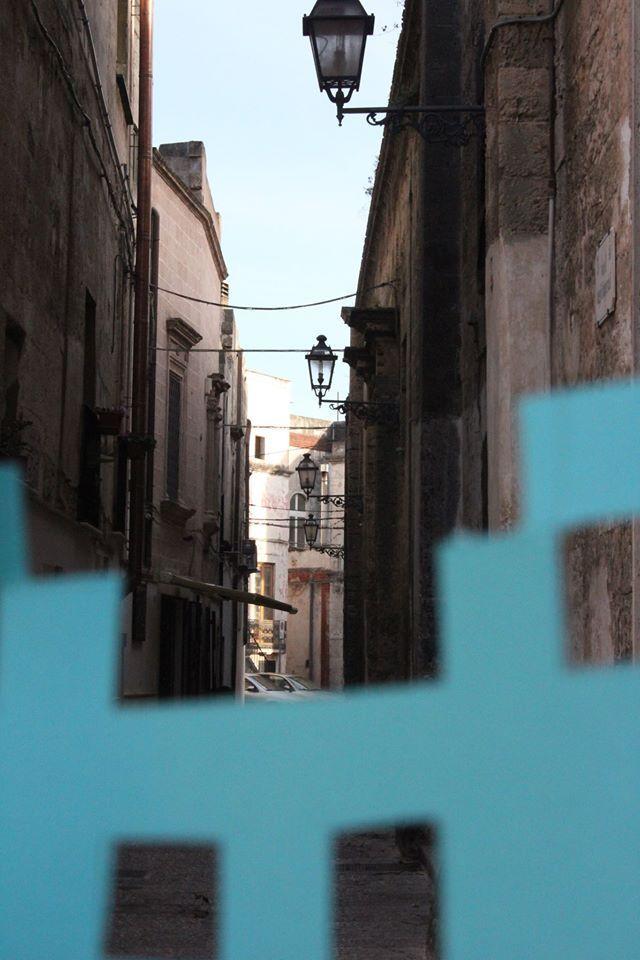 Centro storico di Manduria, Italy