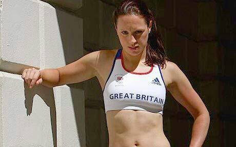 Heather Fell, Modern Pentathlete. She won Olympic silver medal in the individual modern pentathlon at Beijing 2008. Part of the GB team that won Gold at the 2012 world championships, and she won Gold in the individual event at the 2008 world cup. In total she's won 15 medals during her career. B Plymouth 1983.