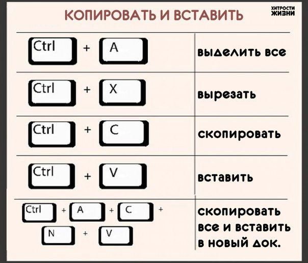 22 самых полезных биндов для клавиатуры.