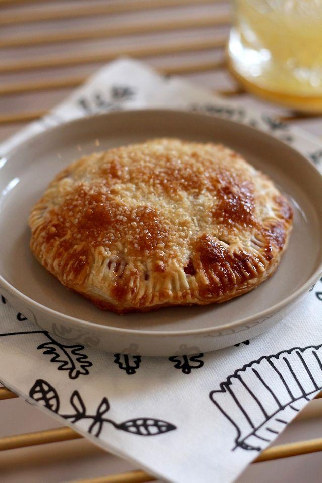 Culy Homemade: supermakkelijke appel-bladerdeegtaartjes - Culy.nl