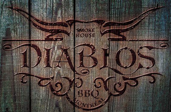 DIABOLO SMOKE HOUSE RESTAURANT: Southern BBQ on Saint-Denise
