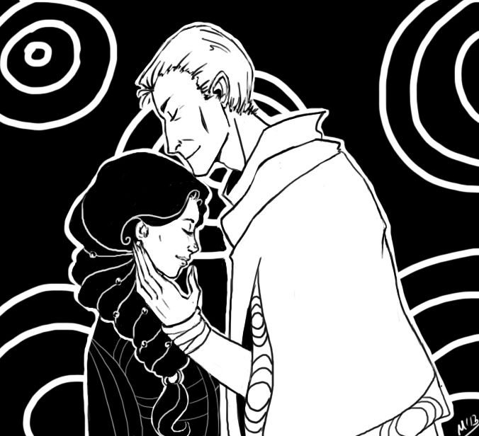 Shurf and Helna by AffectiveDisorder.deviantart.com on @DeviantArt