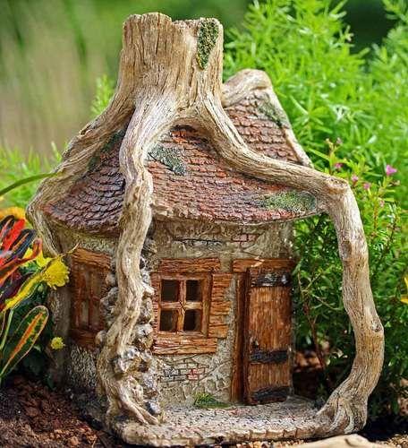 Fairy Garden Houses, Fairy