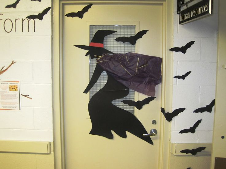 Decorating Ideas > 17 Best Ideas About Halloween Office Decorations On  ~ 110517_office door decorating ideas halloween