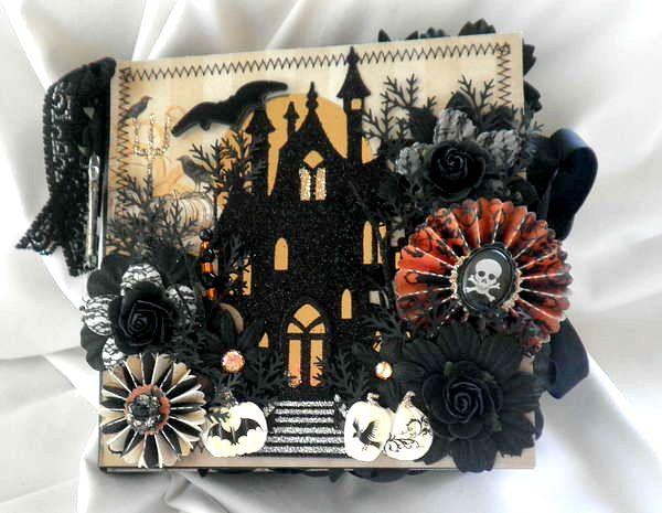 Lyoncountry3's Gallery: Haunted Halloween Shabby Chic Album