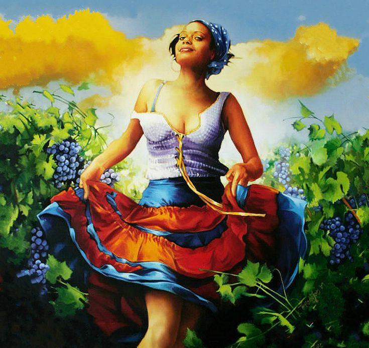 African American Oil Paintings