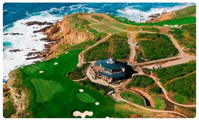 Golfing Splendour in Paradise