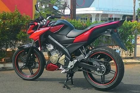 Harga Kredit New Vixion Advance di Indramayu