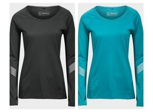 New Active Intent Ladies Sports Running Warm Cycling Top long sleeve Base Layer XXL