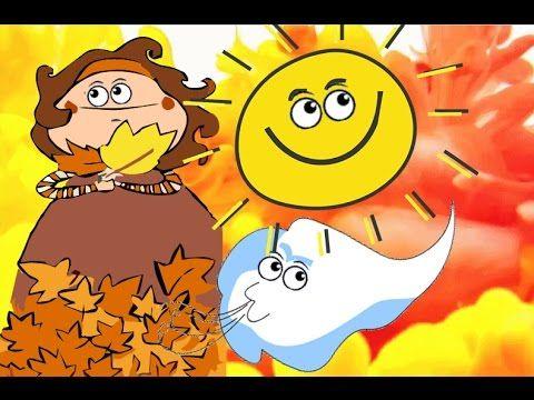 CONTE DE TARDOR: EN PLOMETES (Conte animat amb so) - YouTube