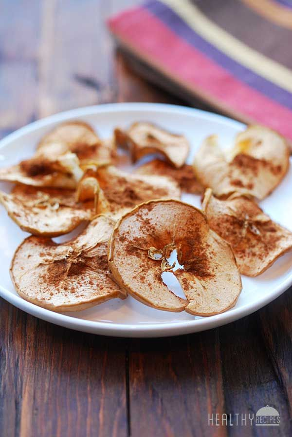 Baked Apple Chips | Healthy Recipes Blog