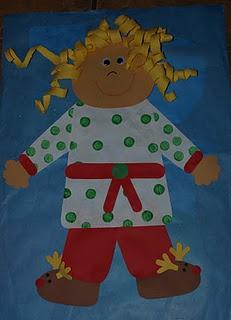 pajama glyph - remember PJ day
