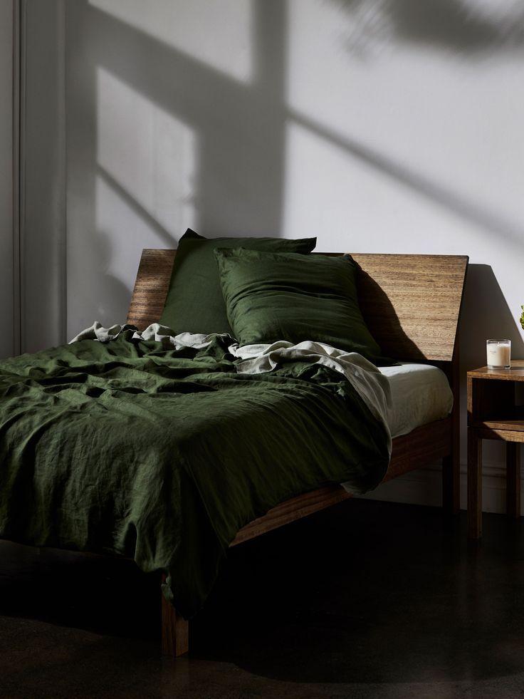 Stylish Bedroom Decor Stylish Bedroom Decor Green Comforter