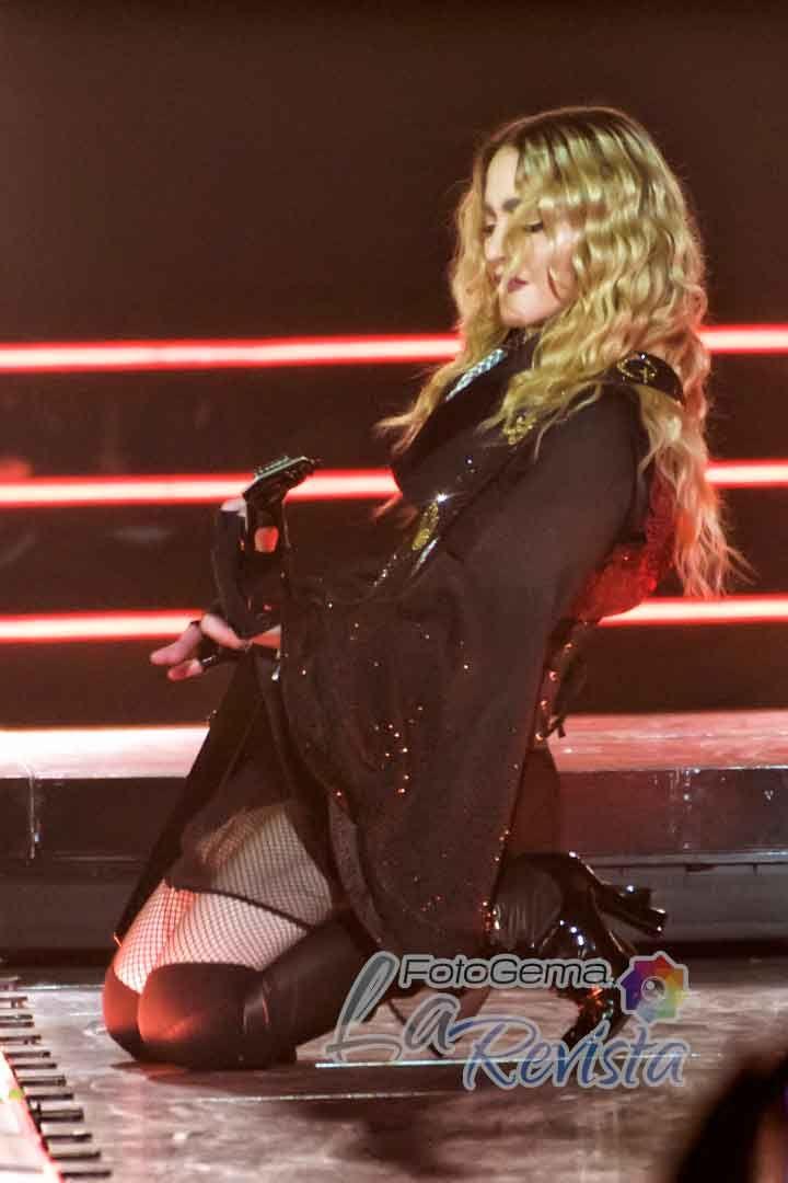 Madonna — 23 Anos Después — Rebel Heart Concert