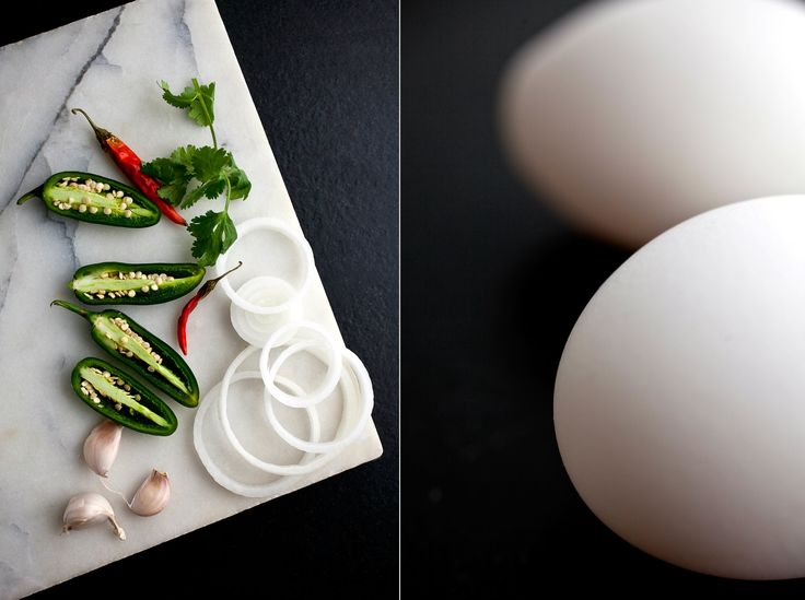 Mexican Scrambled Eggs by Martha Rose Shulman