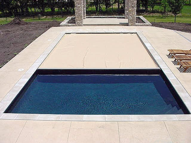 Jacuzzi Pool Skimmer Parts Safety Pool Cover. | Pool Designs, Plunge Pool, Swimming Pools