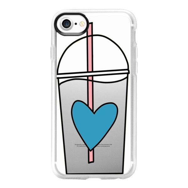 Refreshing Summer - iPhone 7 Case And Cover ($39) ❤ liked on Polyvore featuring accessories, tech accessories, iphone case, iphone cases, iphone cover case, apple iphone case and clear iphone case