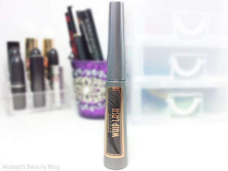Kardashian Beauty Whip Lash Mascara // Mateja's Beauty Blog