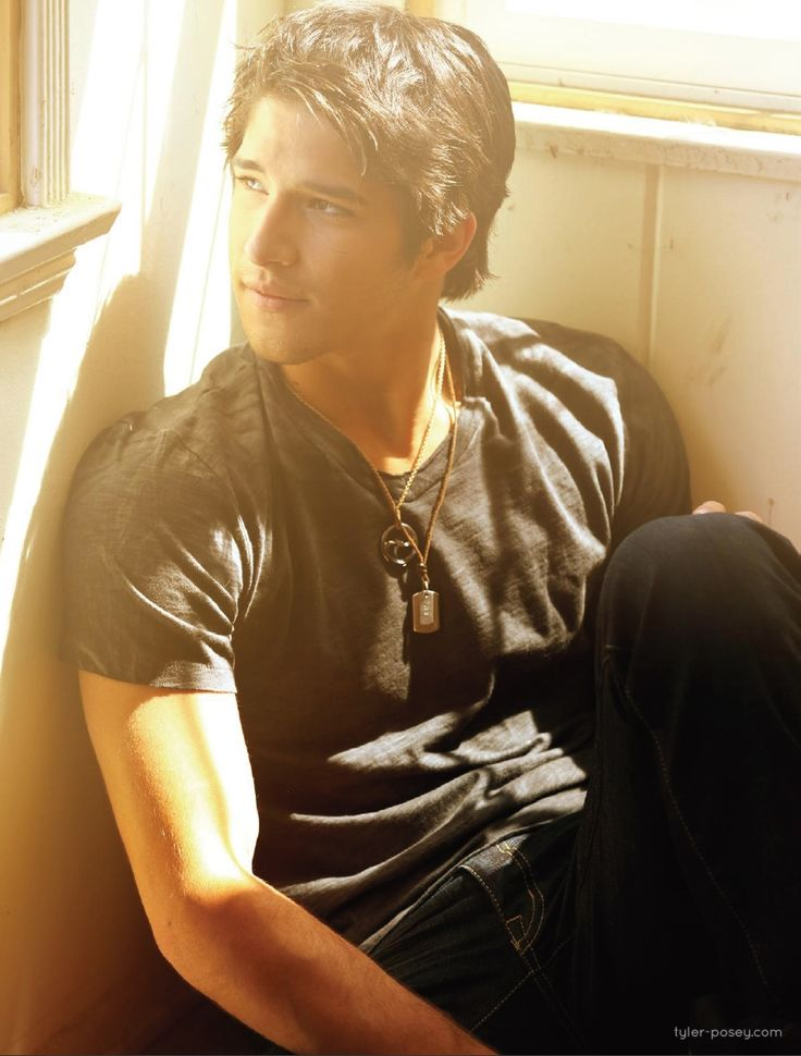 Oh, wow, there are way more awesome pictures of Tyler Posey on Pinterest than I had planned for. Or, possibly, can handle.