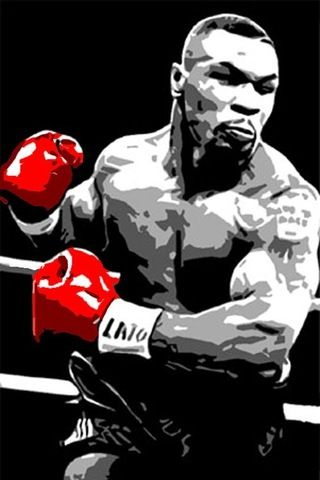 Découvrez nos 14 fonds d'écran Mike Tyson