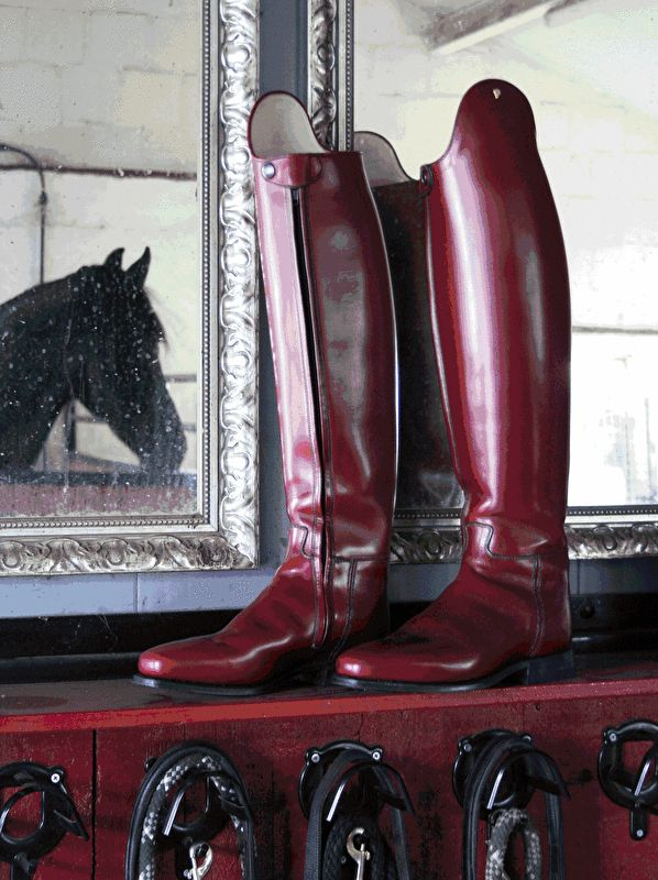 Petrie anky riding boots