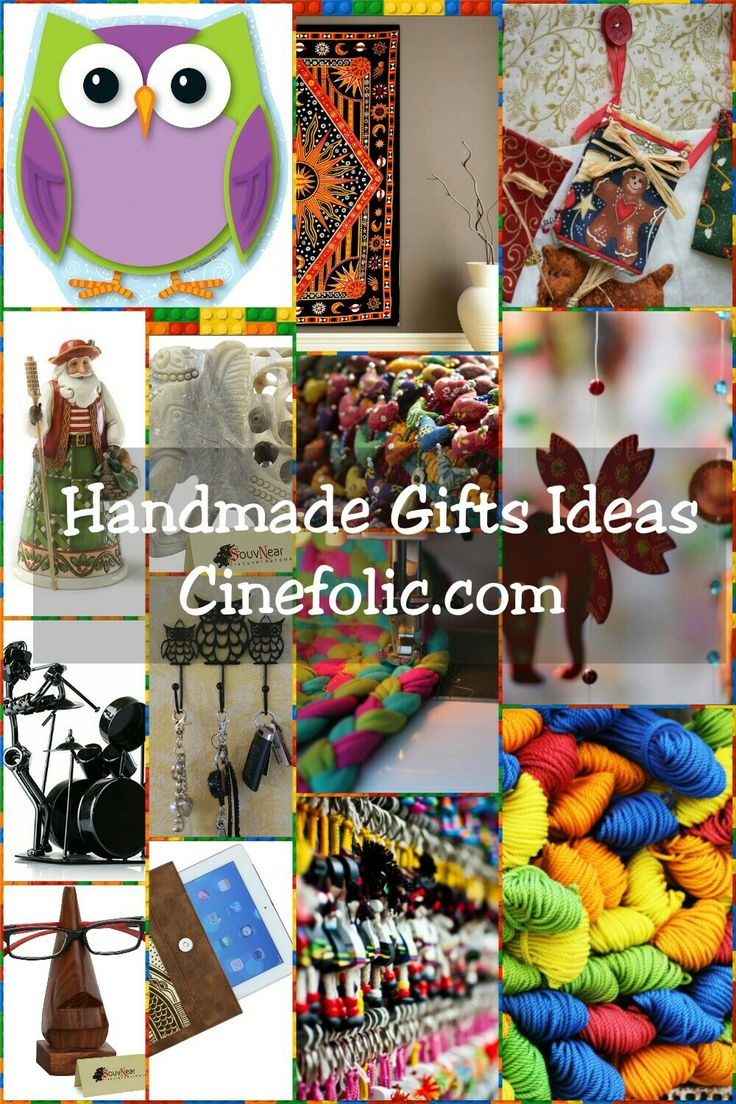 Handicrafts are unique and innovative products. You can choose them for any occasion whether you want to gift handicrafts for birthday or to someone as a marriage gift. Handicrafts are the best option for considering as a gift to your loved one. Choose any from the list of top 21 creative handmade gifts. #Handmadegifts