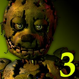 Guys, (and gals) FNAF 3 is out for android and amazon tablets now!